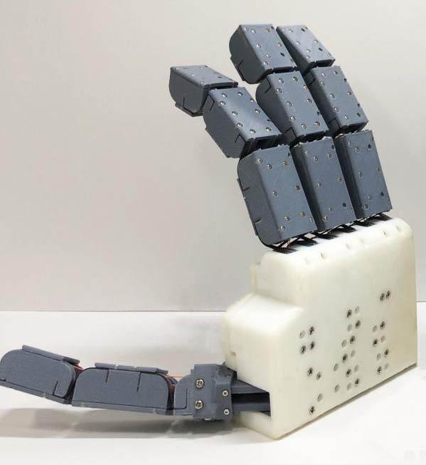DGIST robot hand