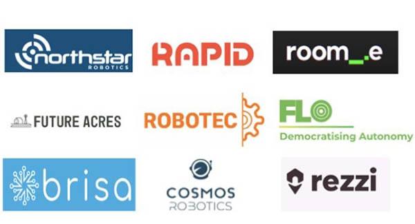 AWS Robotics Startup Acceleration Program