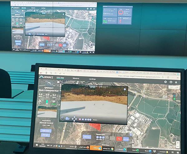 Airwayz drone data
