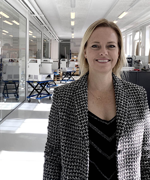 Annika Isaksson, Flow Robotics