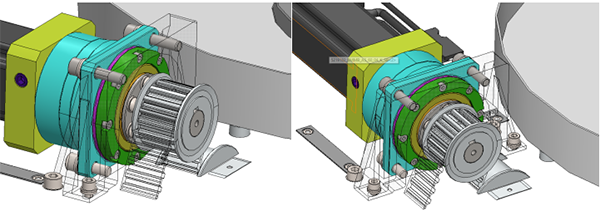 HSOAR precision gearbox