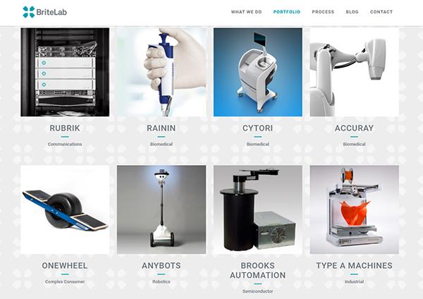 BriteLab develops robots