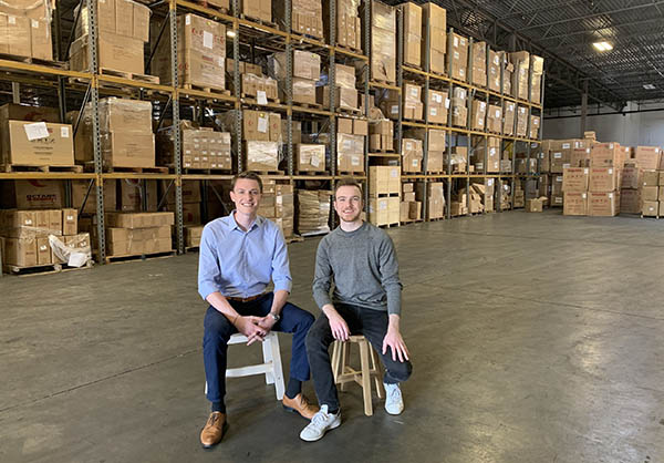 Stord CEO and CTO
