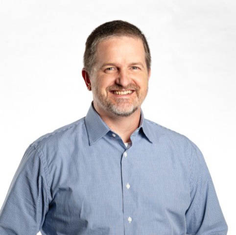 Jeff Christensen, VP of product at Seegrid