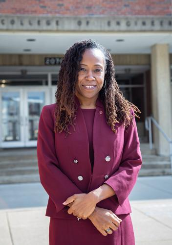 Ayanna Howard, dean of engineering, Ohio State