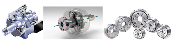 Traditional planetary gearbox