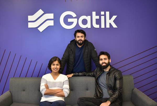 Gatik founders