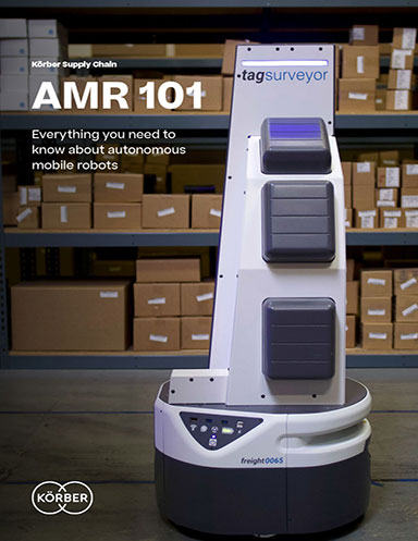 Download: AMR 101 - Everything You Need To Know About Autonomous Mobile Robots